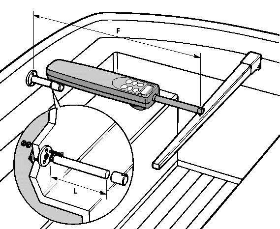 Raymarine Cantilever Socket D031