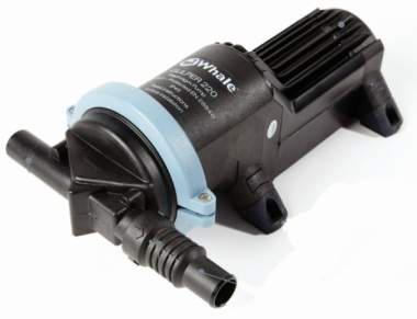 Whale Gulper 220 Pump for Shower and Waste 12v BP1552