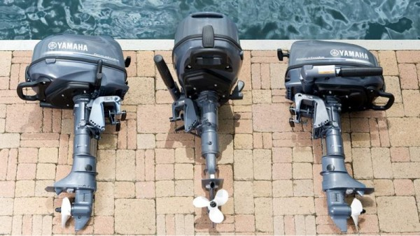 Yamaha f6cmhl 6hp long shaft 4 stroke outboard for Yamaha 6hp outboard motor