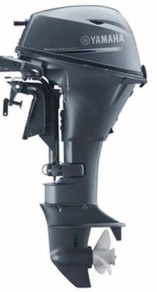 Yamaha f15ces 15hp std shaft 4 stroke remote outboard for Yamaha 4 stroke outboards