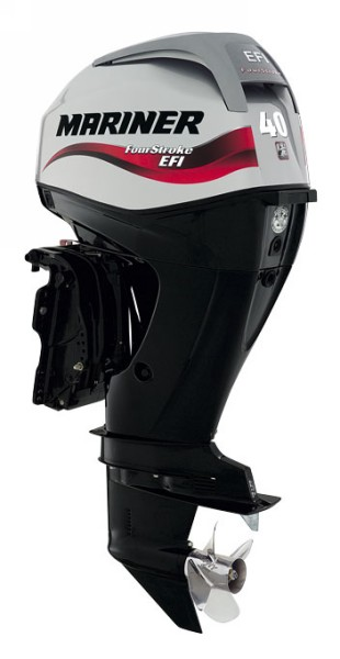 Mariner F40 Elpt Efi 40hp 4 Stroke Outboard Long Shaft