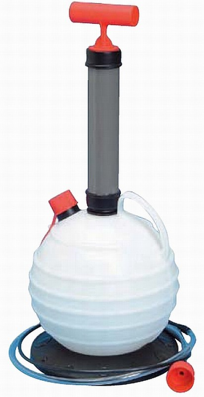 pela vacuum oil extractor pump