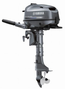 Yamaha F4BMHS 4hp Standard Shaft 4 Stroke Outboard Motor