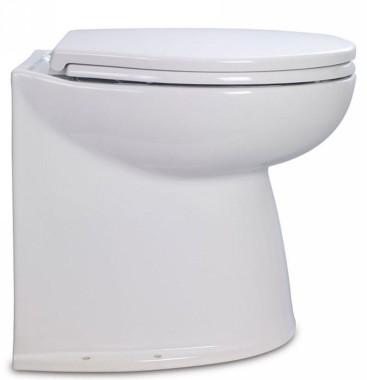 Jabsco Deluxe Flush Electric Toilet Fresh Water Flush 12v