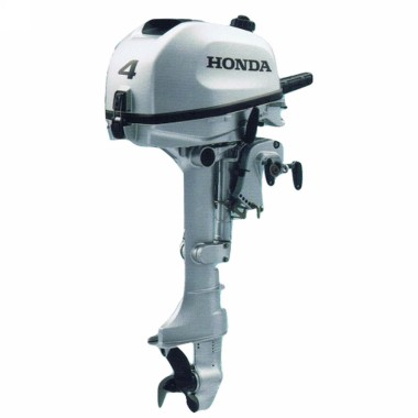 Honda BF4SHNU 4HP Standard Shaft Outboard Engine - New Model