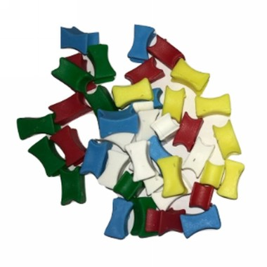 Osculati Anchor Chain Markers 6mm - Pack 70 Assorted Colours