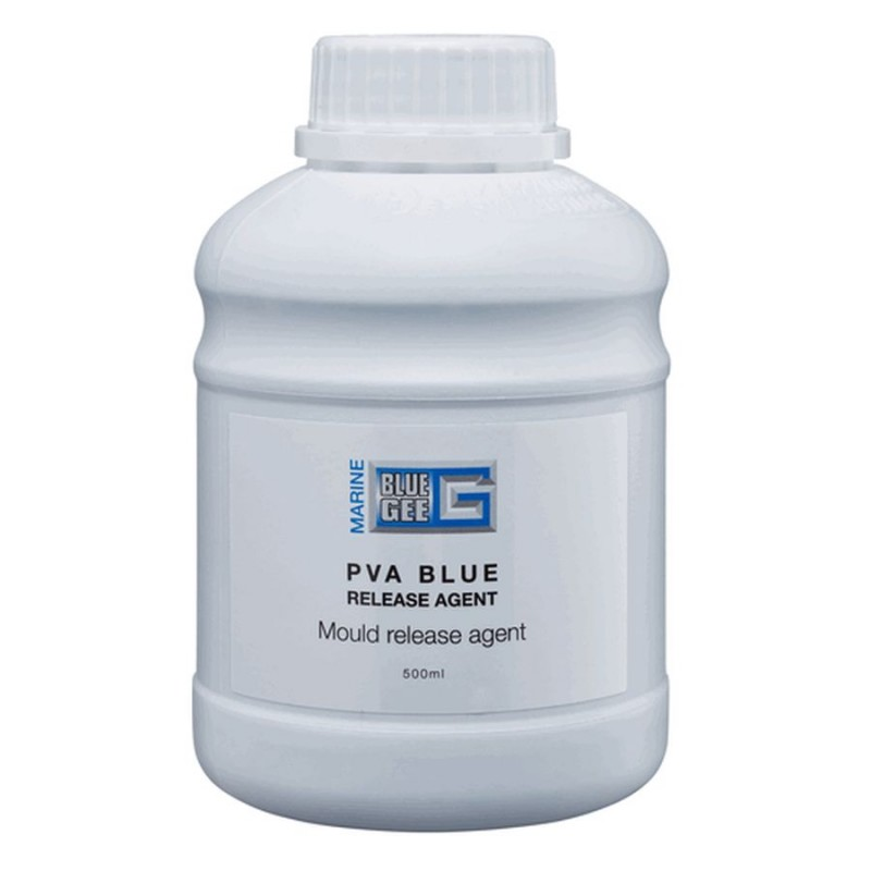 Blue Gee PVA Blue Release Agent 500ml