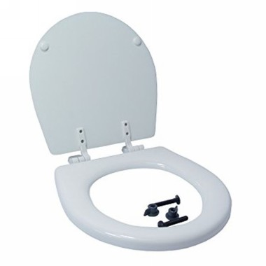 Jabsco Compact Toilet Seat And Lid 29097 1000 Including Hinges