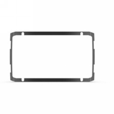garmin flush mount kit echomap 65cv. Black Bedroom Furniture Sets. Home Design Ideas