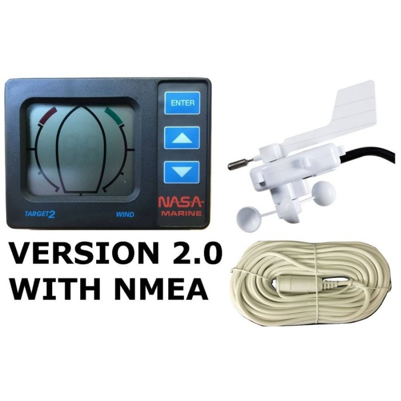 Nasa Marine Target 2 Wind Speed and Direction System with NMEA Version 2