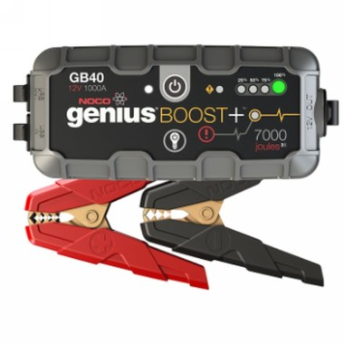 Noco GB40 1000 AMP Genius Booster 12v Lithium Jump Starter - Petrol and Diesel