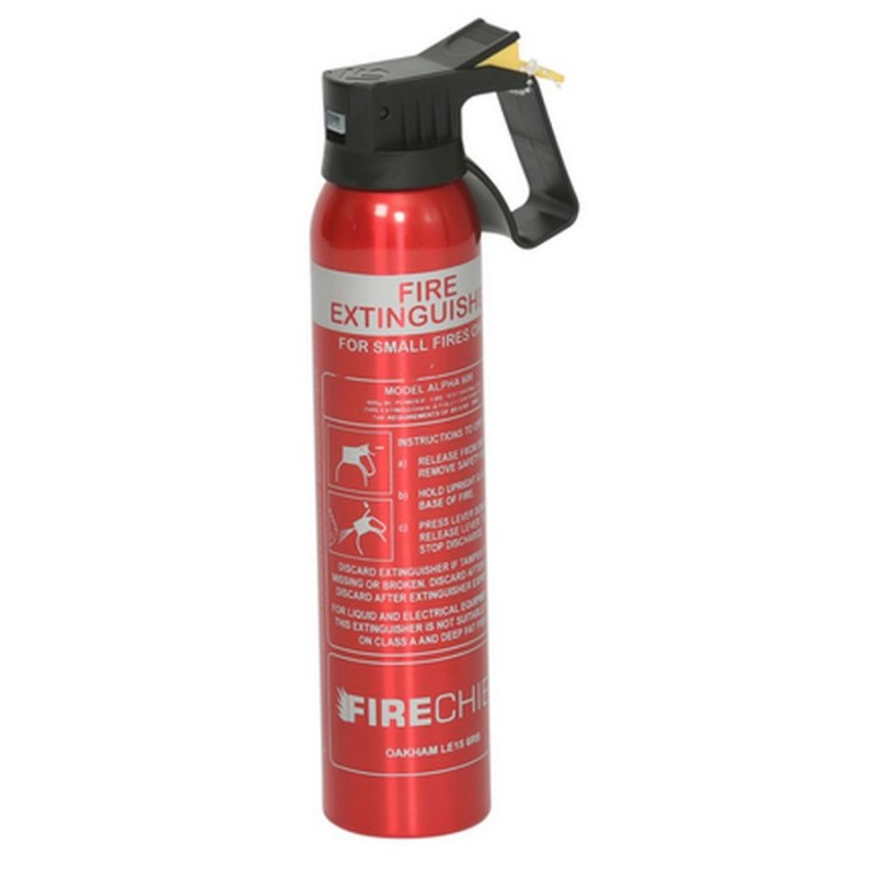 Fireblitz 600 BC Dry Powder Fire Extinguisher 0 60Kg