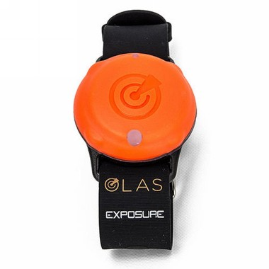 Exposure OLAS Crew Tag with Strap MOB Safety