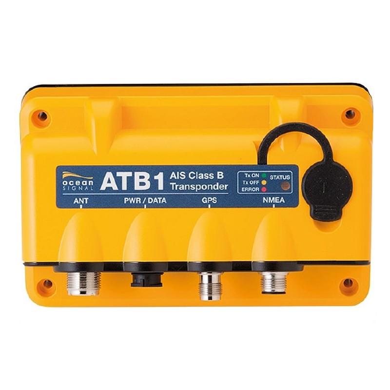 Ocean Signal ATB1 AIS Transceiver Class B+ SOTDMA With WIFI and External  Antenna