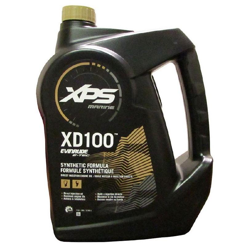 Evinrude Johnson E-Tec XD100 2-Stroke Oil 3 78L 0779711